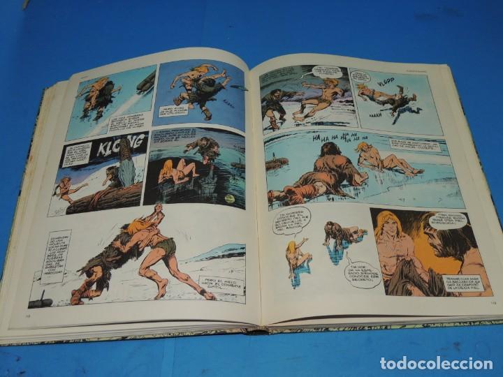 Cómics: RAHAN. 2 TOMOS COMPLETA . BURU LAN 1974 - Foto 10 - 275306883