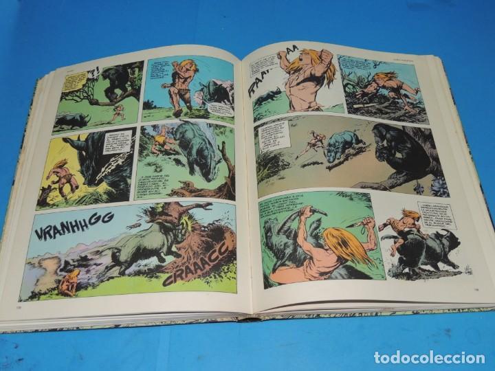 Cómics: RAHAN. 2 TOMOS COMPLETA . BURU LAN 1974 - Foto 11 - 275306883