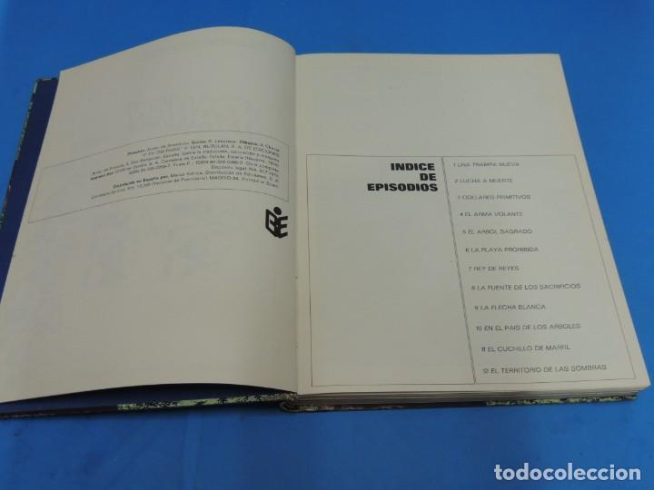 Cómics: RAHAN. 2 TOMOS COMPLETA . BURU LAN 1974 - Foto 15 - 275306883