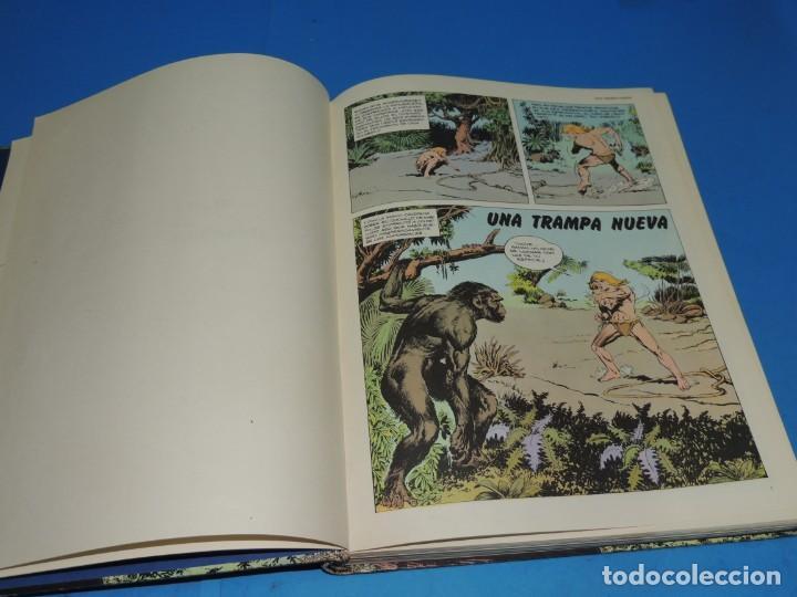 Cómics: RAHAN. 2 TOMOS COMPLETA . BURU LAN 1974 - Foto 16 - 275306883