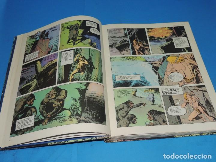 Cómics: RAHAN. 2 TOMOS COMPLETA . BURU LAN 1974 - Foto 17 - 275306883