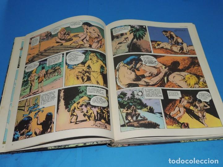 Cómics: RAHAN. 2 TOMOS COMPLETA . BURU LAN 1974 - Foto 18 - 275306883