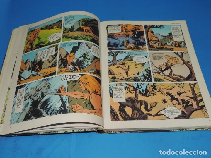 Cómics: RAHAN. 2 TOMOS COMPLETA . BURU LAN 1974 - Foto 20 - 275306883