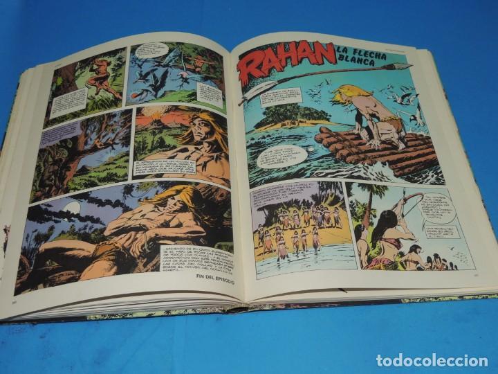 Cómics: RAHAN. 2 TOMOS COMPLETA . BURU LAN 1974 - Foto 22 - 275306883