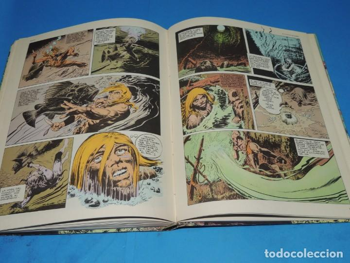 Cómics: RAHAN. 2 TOMOS COMPLETA . BURU LAN 1974 - Foto 23 - 275306883