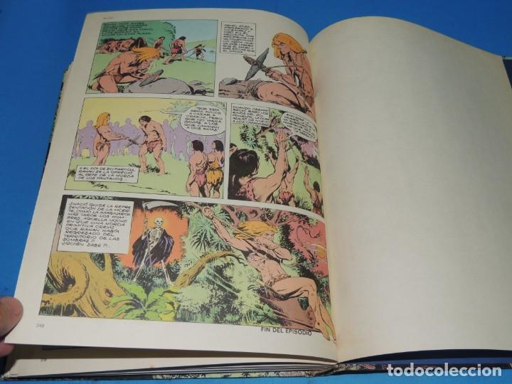Cómics: RAHAN. 2 TOMOS COMPLETA . BURU LAN 1974 - Foto 24 - 275306883