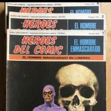 Cómics: HOMBRE ENMASCARADO-VOLUMEN 1. Lote 275445413