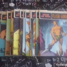 Cómics: BURU LAN: HEROES DEL COMIC FLASH GORDON 1º SERIE COMPLETA NUM. 01 AL 020 . ( BURULAN 25 PTS.). Lote 275678308