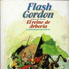 Cómics: FLASH GORDON Nº 7 - EL REINO DE ARBORIA - BURU LAN 1983. Lote 275735233