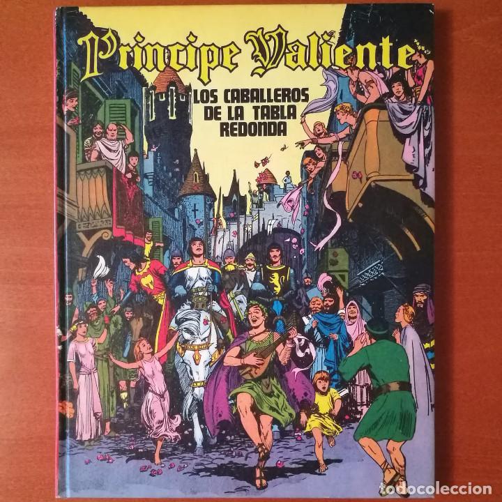 PRINCIPE VALIENTE HEROES DEL COMIC BURU LAN BURULAN TOMO 1 (Tebeos y Comics - Buru-Lan - Hombre Enmascarado)