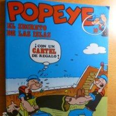 Cómics: COMIC POPEYE Nº 10 DE BURU LAN. Lote 276614953