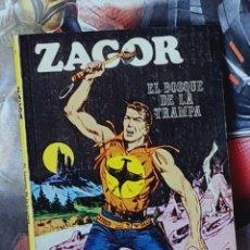 Cómics: MUY BUEN ESTADO ZAGOR 1 TACO BURU LAN EDICIONES. Lote 276922638