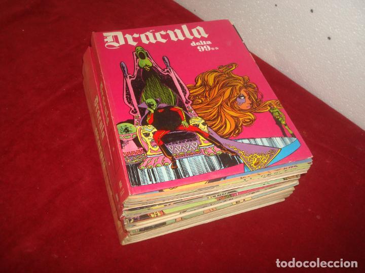 Cómics: dracula burulan 4 tomos comic sin encuadernar leer - Foto 2 - 276949783