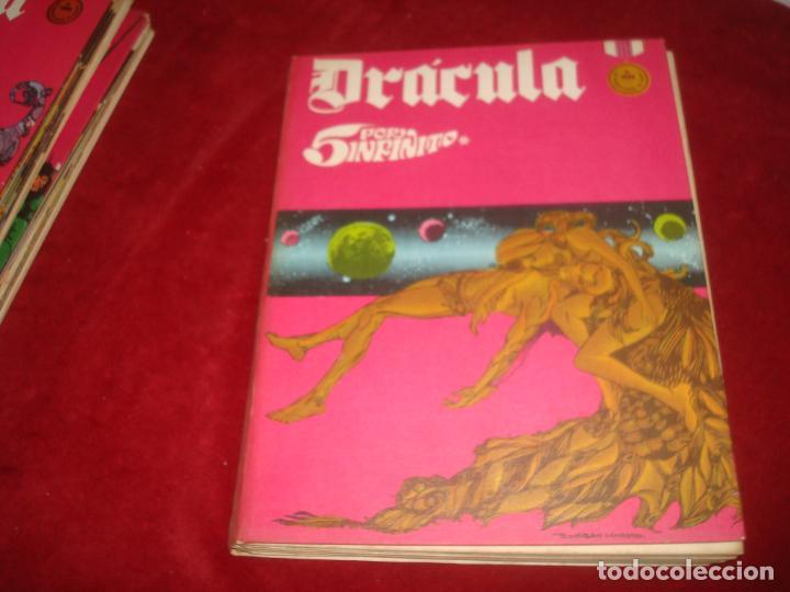 Cómics: dracula burulan 4 tomos comic sin encuadernar leer - Foto 5 - 276949783