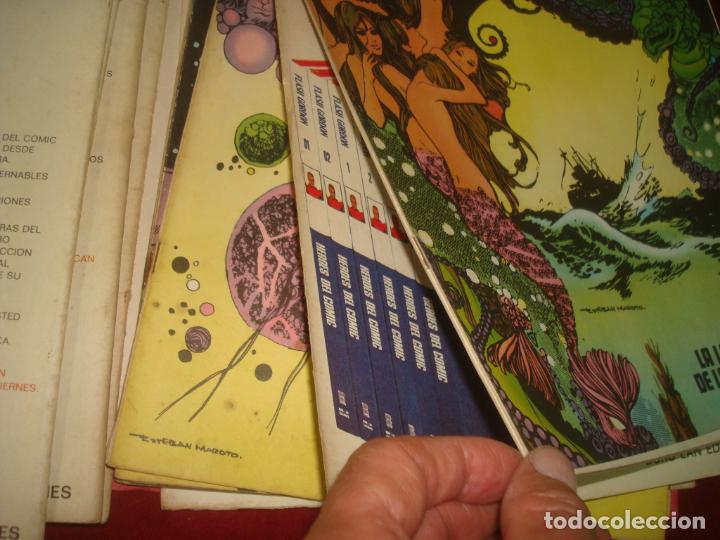 Cómics: dracula burulan 4 tomos comic sin encuadernar leer - Foto 7 - 276949783