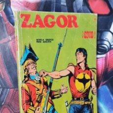 Cómics: ZAGOR 48 TACO NORMAL ESTADO BURU LAN. Lote 277029923
