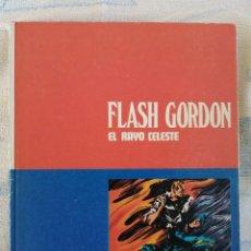 Comics: FLASH GORDON EL RAYO CELESTE TOMO 01 BURU LAN EDICIONES 1972. Lote 277166973