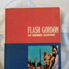 Cómics: FLASH GORDON LOS HOMBRES SELVÁTICOS TOMO 02 BURU LAN EDICIONES 1972. Lote 277167578