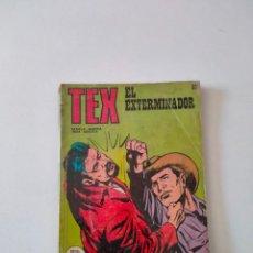 Cómics: TEX NÚMERO 66 BURU LAN EDICIONES AÑO 1972. Lote 277224483