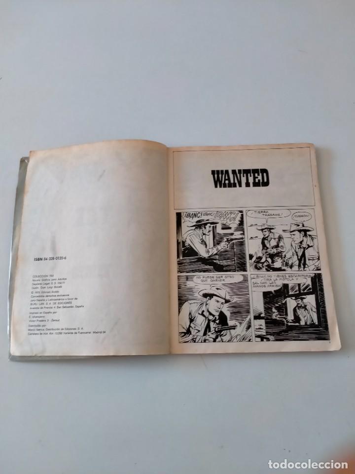 Cómics: Tex número 62 Buru Lan Ediciones Año 1972 - Foto 5 - 277224948