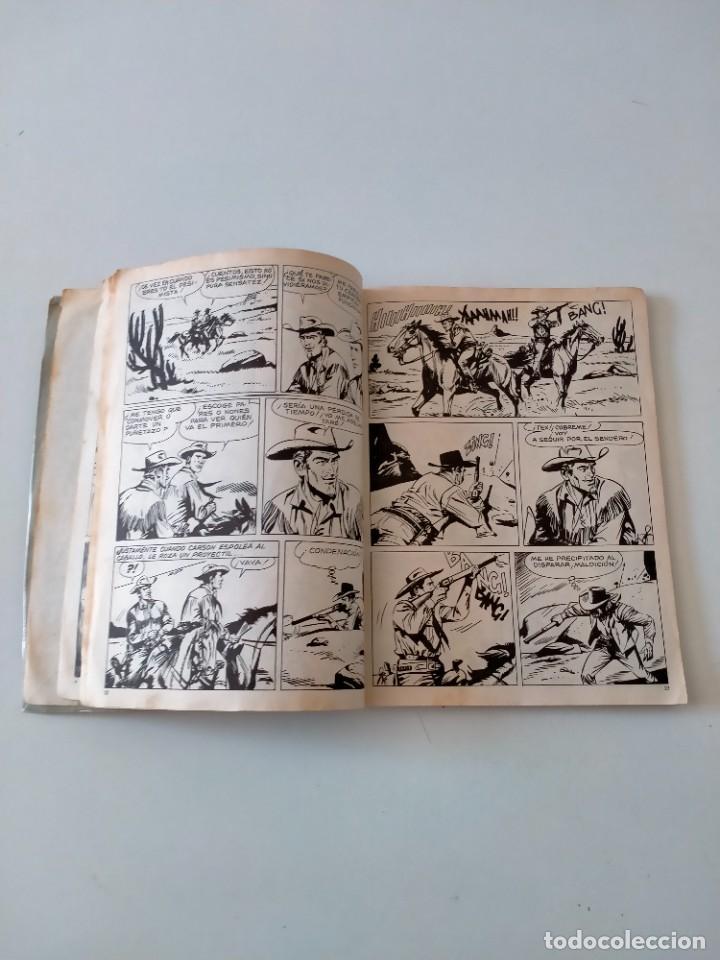 Cómics: Tex número 62 Buru Lan Ediciones Año 1972 - Foto 6 - 277224948