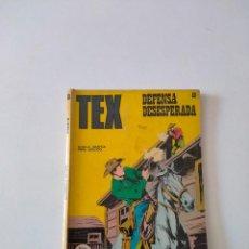 Cómics: TEX NÚMERO 59 BURU LAN EDICIONES AÑO 1972. Lote 277225503