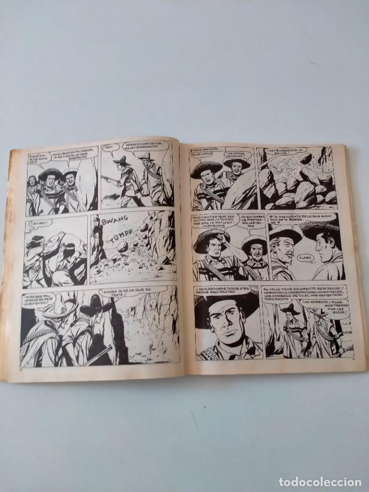 Cómics: Tex número 59 Buru Lan Ediciones Año 1972 - Foto 6 - 277225503