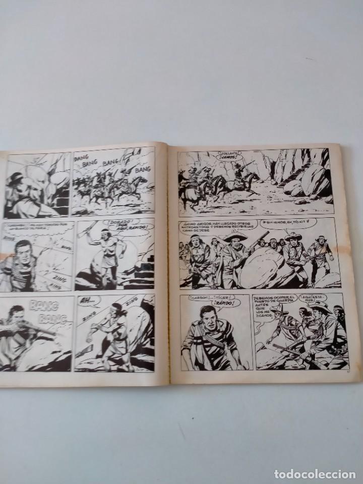 Cómics: Tex número 59 Buru Lan Ediciones Año 1972 - Foto 8 - 277225503