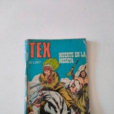 Cómics: TEX NÚMERO 45 BURU LAN EDICIONES AÑO 1972. Lote 277227098