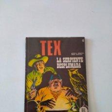 Cómics: TEX NÚMERO 43 BURU LAN EDICIONES AÑO 1972. Lote 277228068