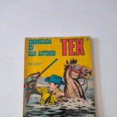 Cómics: TEX NÚMERO 36 BURU LAN EDICIONES AÑO 1972. Lote 277228763