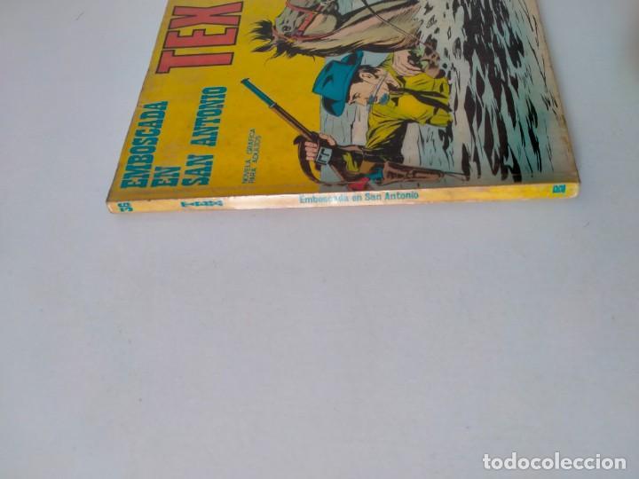 Cómics: Tex número 36 Buru Lan Ediciones Año 1972 - Foto 3 - 277228763