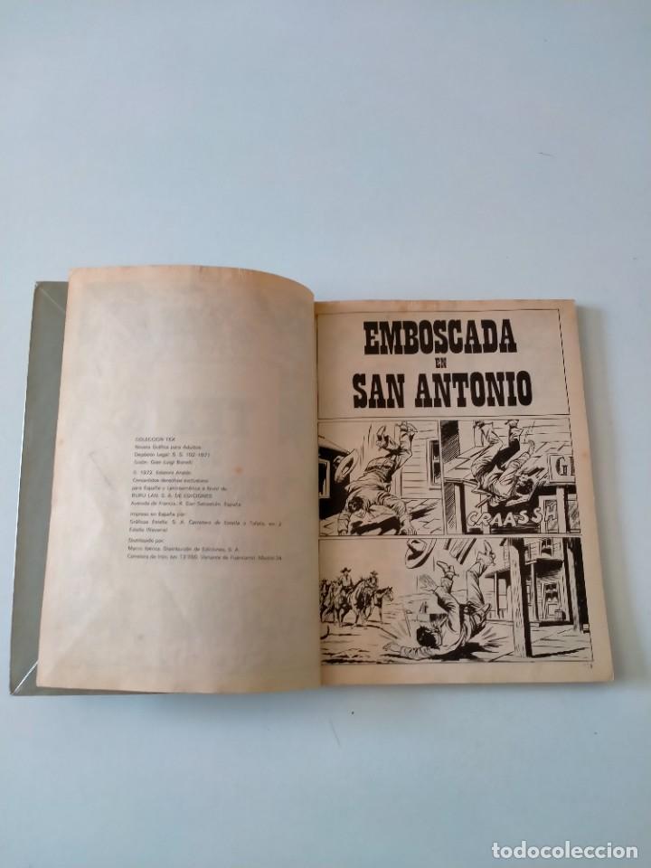 Cómics: Tex número 36 Buru Lan Ediciones Año 1972 - Foto 5 - 277228763