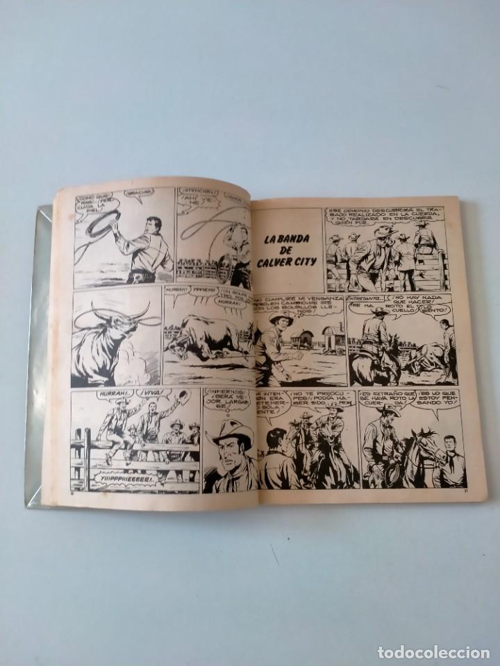 Cómics: Tex número 36 Buru Lan Ediciones Año 1972 - Foto 6 - 277228763