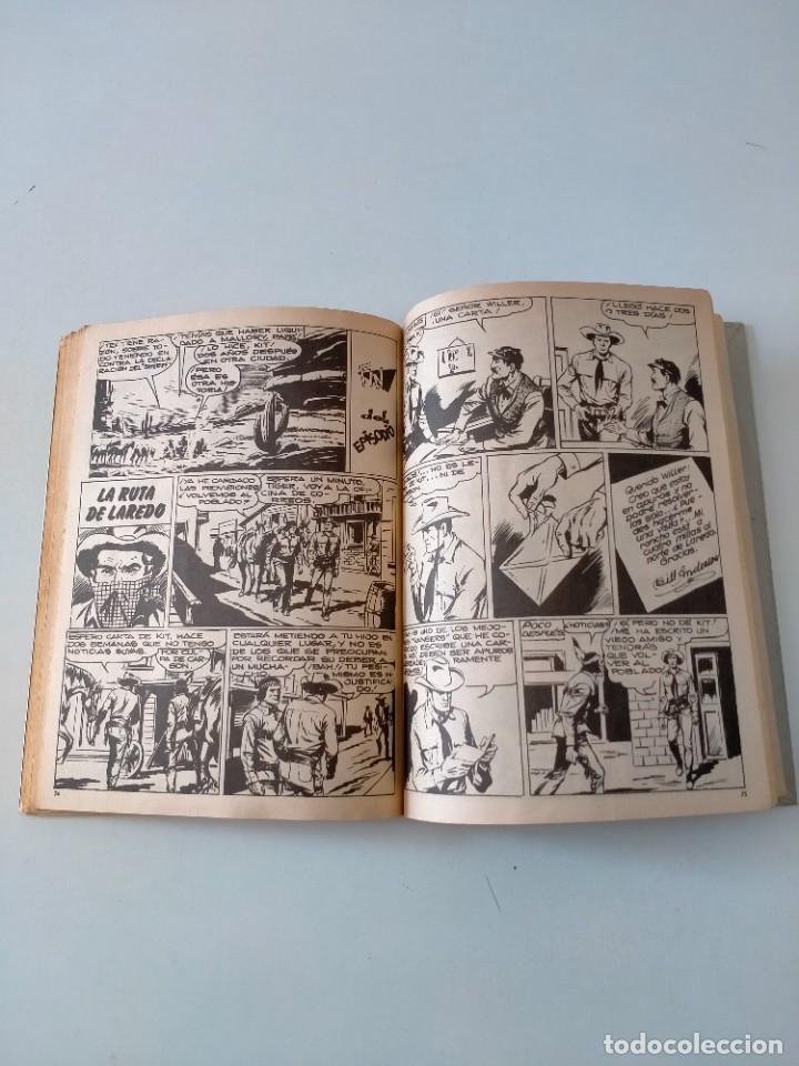 Cómics: Tex número 36 Buru Lan Ediciones Año 1972 - Foto 8 - 277228763