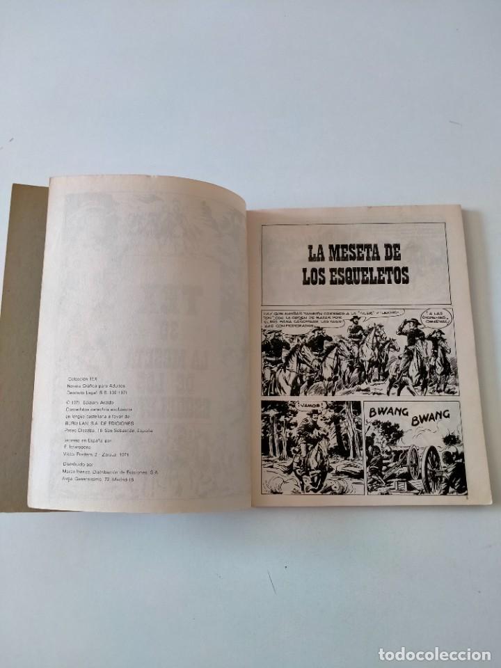 Cómics: Tex número 30 Buru Lan Ediciones Año 1971 - Foto 5 - 277229728