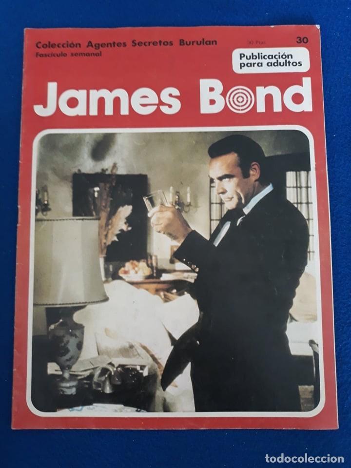 Cómics: JAMES BOND: TRATAMIENTO DE SHOCK (COMPLETO EN 6 FASCÍCULOS) - BURU LAN - Foto 2 - 277522013