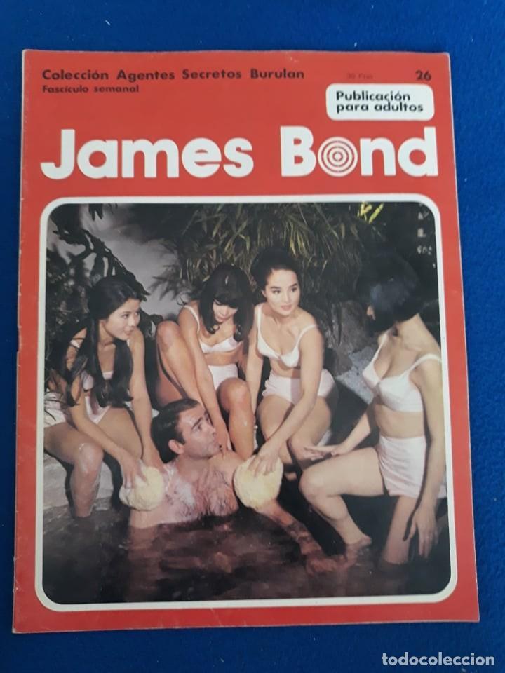 Cómics: JAMES BOND: TRATAMIENTO DE SHOCK (COMPLETO EN 6 FASCÍCULOS) - BURU LAN - Foto 4 - 277522013