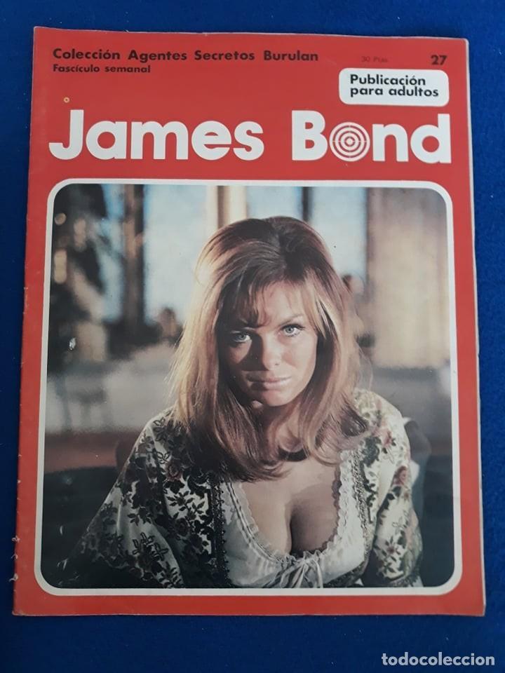 Cómics: JAMES BOND: TRATAMIENTO DE SHOCK (COMPLETO EN 6 FASCÍCULOS) - BURU LAN - Foto 5 - 277522013