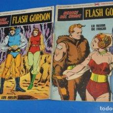 Cómics: HÉROES DEL COMIC. FLASH GORDON. Nº 2 Y 5. 1971. BURU LAN COMICS.. Lote 277680308