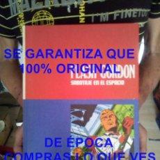 Comics: FLASH GORDON 8 SABOTAJE EN EL ESPACIO BURU LAN U52. Lote 277705338