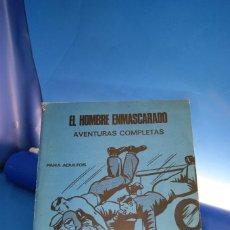 Cómics: EL HOMBRE ENMASCARADO. AVENTURAS COMPLETAS. HÉROES DEL COMIC. BURU LAN COMICS, 1971. DEL 1 AL 6.. Lote 278179708