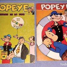 Cómics: COMICS DE POPEYE Nº 2-6 DE BURULAN AÑOS 70. Lote 278182453