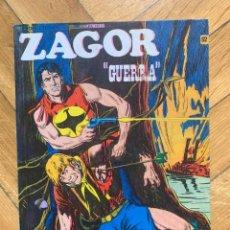 Cómics: ZAGOR Nº 62. Lote 278266868