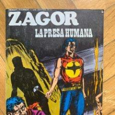 Cómics: ZAGOR Nº 61. Lote 278267288