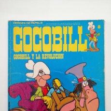 Cómics: CÓMIC COCOBILL Y LA REVOLUCIÓN DE BURU LAN. Lote 278365653