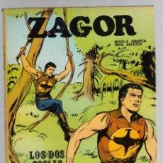 Cómics: ZAGOR. Nº5. LOS DOS SOSIAS. COLECCION ZAGOR. BURU LAN 1971. Lote 279563333