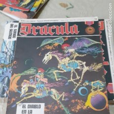 Cómics: DRACULA - Nº 14 DE 72 - EL DIABLO EN LA TORMENTA - ESTEBAN MAROTO - 1972 - BURU LAN COMICS -. Lote 280297338