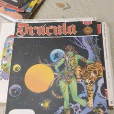Cómics: DRACULA - Nº 15 DE 72 - EL SONIDO DEL SILENCIO - ESTEBAN MAROTO - 1972 - BURU LAN COMICS -. Lote 280297563