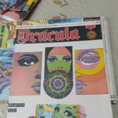 Cómics: DRACULA - Nº 16 DE 72 - HEROES DEL COMIC - ESTEBAN MAROTO - 1972 - BURU LAN COMICS -. Lote 280298048